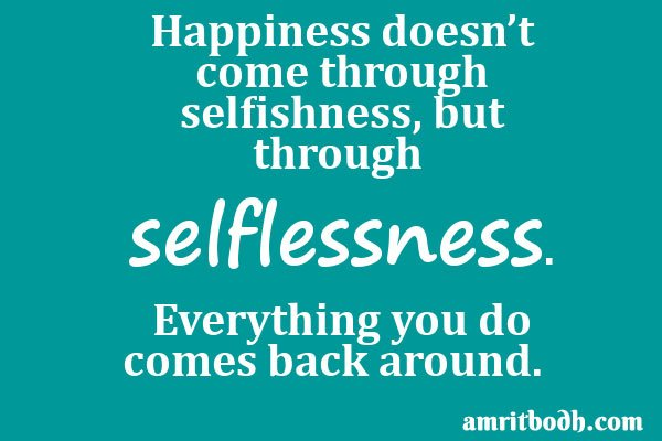 Selfishness Quotes | Quotes